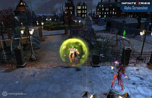 Infinite Crisis screenshot (5) copia