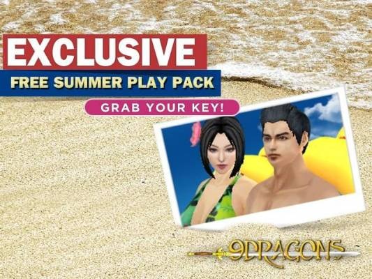 9Dragons Free Summer Play Pack