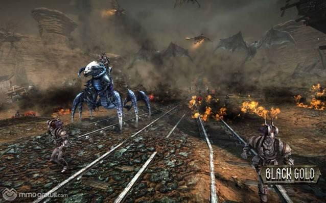 Black Gold Online steampunk MMORPG screenshot 26092013 (7) copia