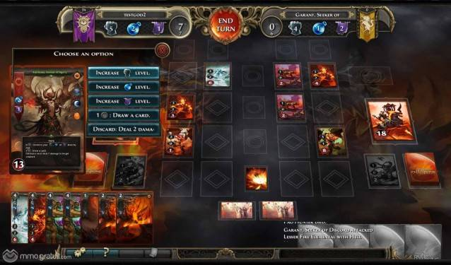 Might & Magic Duel of Champions screenshot 1 copia