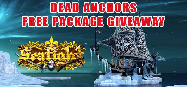 1000 packs Dead Anchors pour Seafight