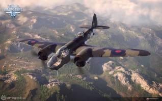 World of Warplanes Flight Combat MMO screenshot 20092013 (4) copia