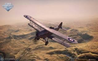 World of Warplanes Flight Combat MMO screenshot 20092013 (5) copia
