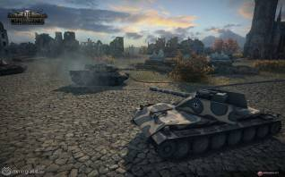 World of Tanks screenshot (5) copia