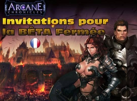 Arcane Chronicles - promo - FR