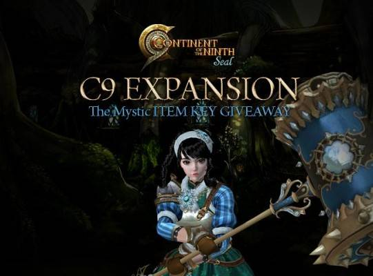 C9-Continent of the Ninth Seal Giveaway