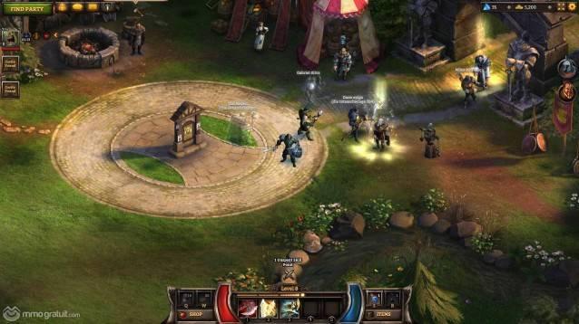 KingsRoad screenshot 5 copia