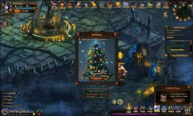 League of Angels screenshot (6) copia
