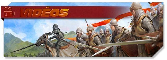 Lords & Knights Vidéos