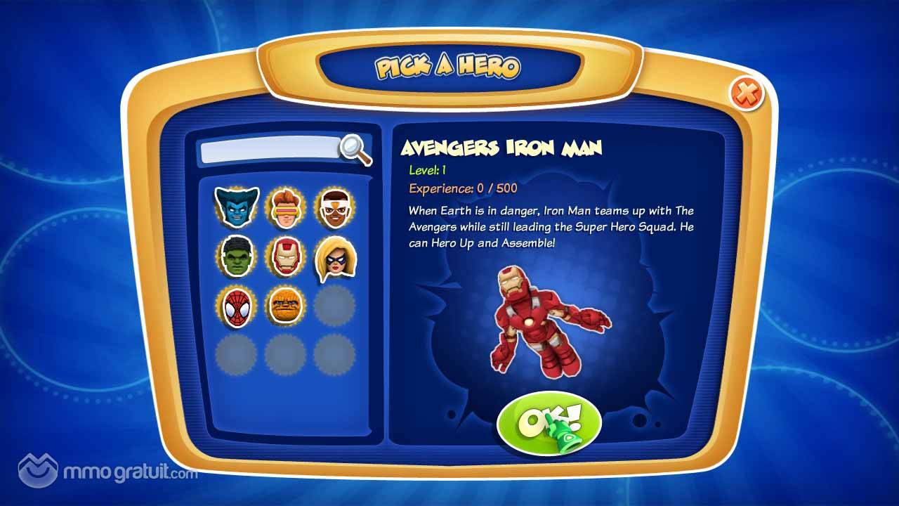 marvel super hero squad online enfin les super heros parlent la langue ...