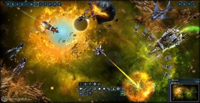 DarkOrbit Reloaded screenshot (4) copia