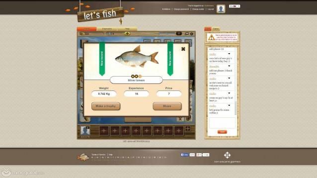 Let's Fish screenshot 2 copia