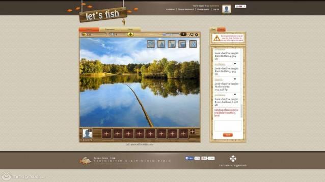 Let's Fish screenshot 3 copia