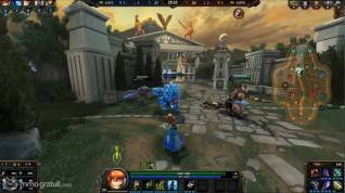 SMITE - Scylla Screenshot 2 copia