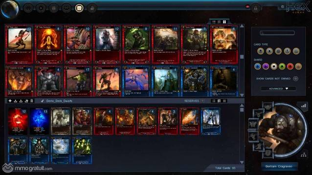 HEX Shards of Fate screenshot (5) copia