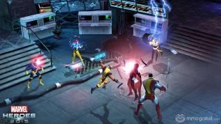 Marvel Heroes 2015 shot 1 copia