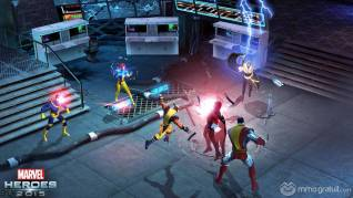 Marvel Heroes 2015