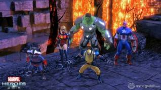 Marvel Heroes 2015 shot 3 copia