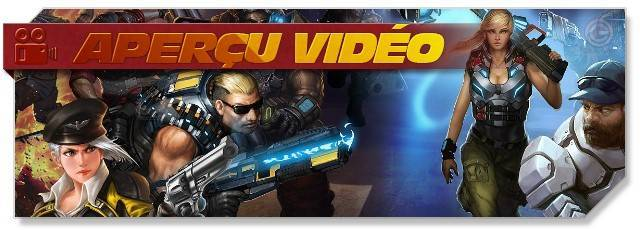 Premier aperçu vidéo de Shards of War