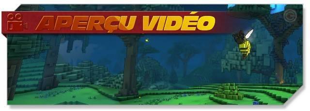 Premier aperçu vidéo de Trove