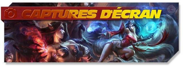 League of Legends Captures D'Écran - Screenshots