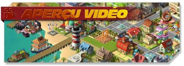 Premier aperçu vidéo de Rising Cities