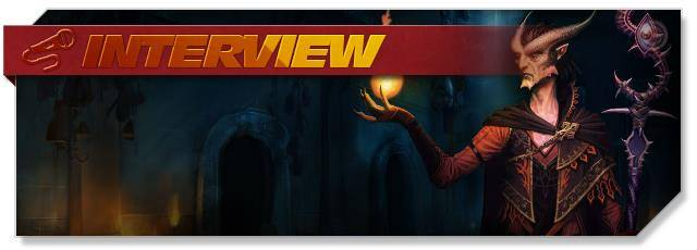 Neverwinter - Interview headlogo - FR