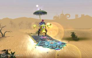 Forsaken World Aladdin Tirage image (2)