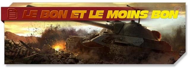 World of Tanks - Good & Bad headlogo - FR