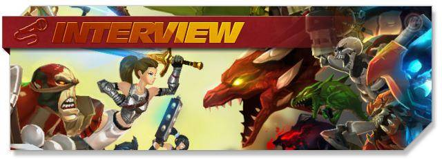 AdventureQuest 3D - Interview headlogo - FR