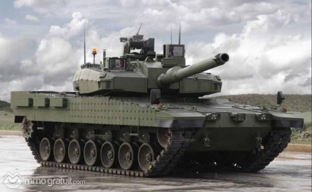 Altay tank photo 1 copia