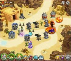Kingdom Invasion Tower Tactics screenshot 2 copia