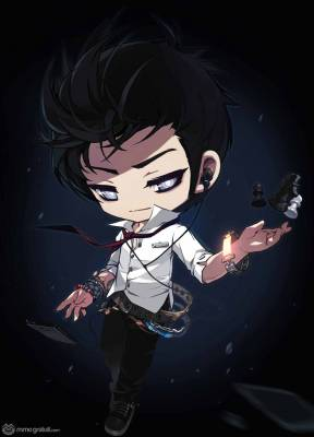 MapleStory Kinesis image copia