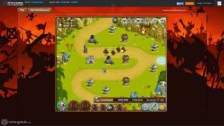 Kingdom Invasion Tower Tactics screenshots 1 copia