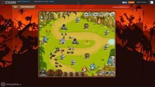 Kingdom Invasion Tower Tactics screenshots 11 copia