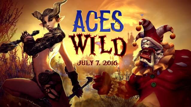 TERA Aces Wild update image