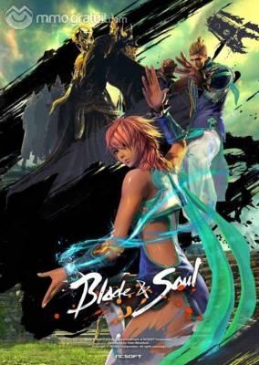 blade soul fighter copia