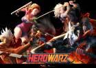 HeroWarz wallpaper 1