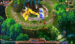 Crystal Saga II screenshot 2 copia