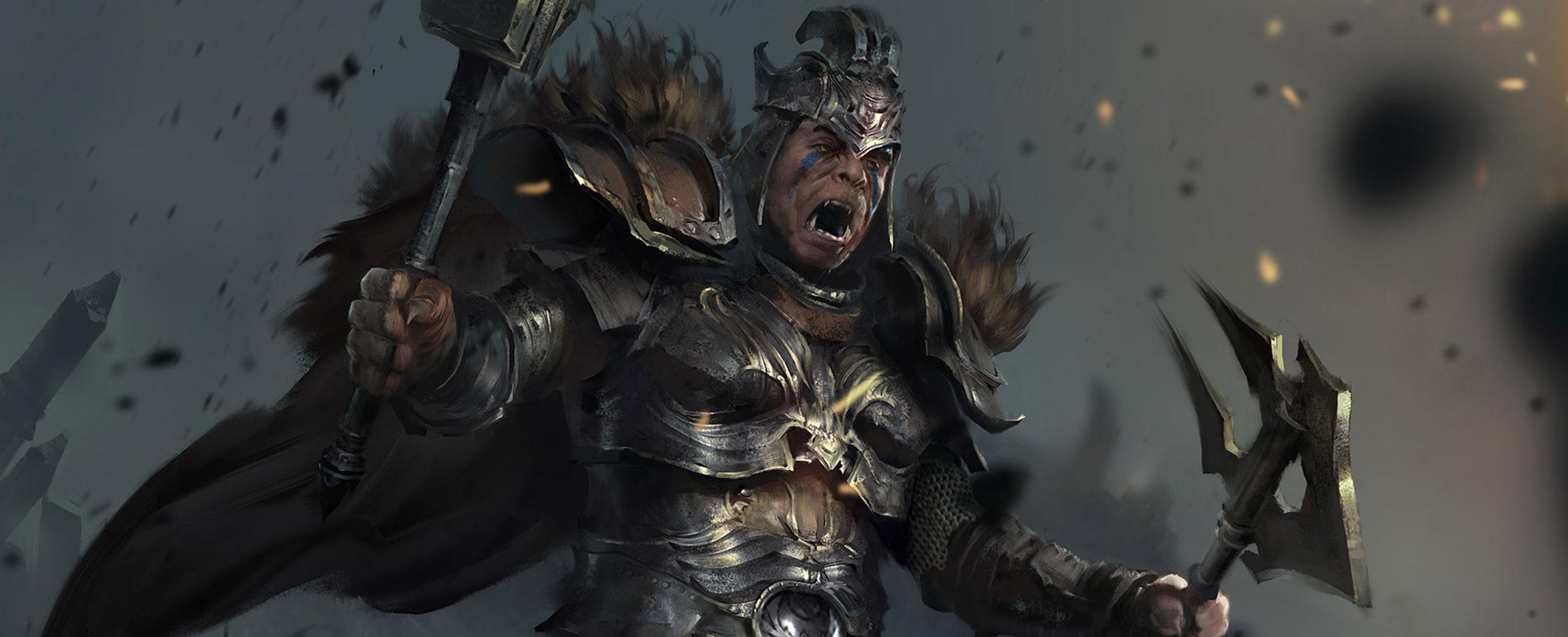 The Elder Scrolls Online Legends Wallpapers: Fonds D'écran De The Elder Scrolls: Legends