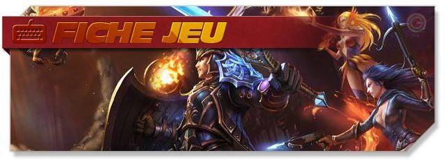 Heroes Evolved - Game Profile headlogo - FR