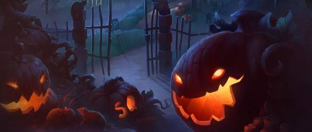 Heroes Evolved Halloween image