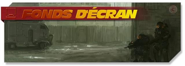 Lost Sector - Wallpapers headlogo - FR