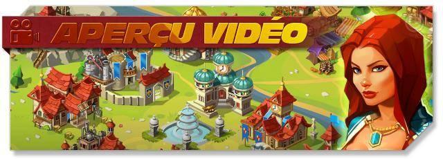 Premier aperçu vidéo de Game of Emperors