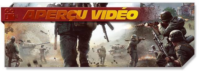 Premier aperçu vidéo de Heroes & Generals