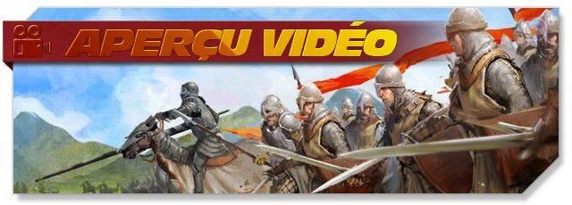 Premier aperçu vidéo de Lords & Knights