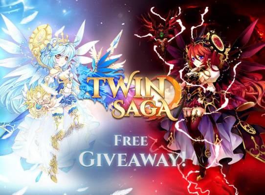Twin Saga de départ de Gardien Giveaway