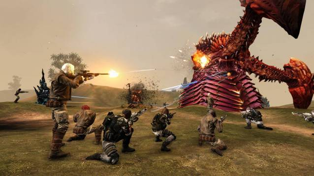 Defiance 2050 Shooter Free-toplay MMO