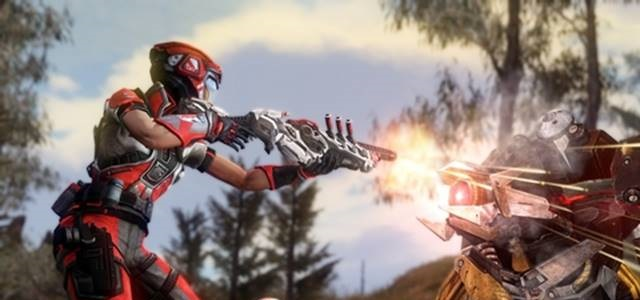 Defiance 2050 Shooter free-to-play MMO