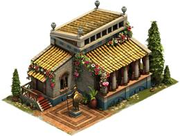 Forge of Empires Propriétés des concurrents